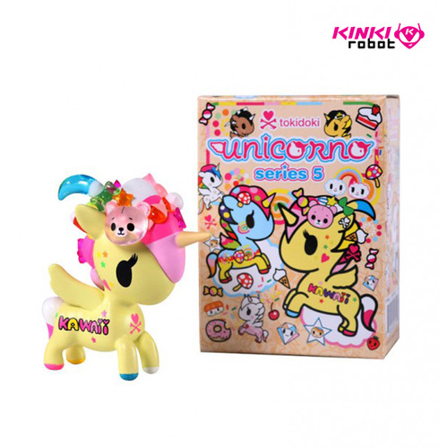 TOKIDOKI UNICORNO MINI SERIES 5 (단품)