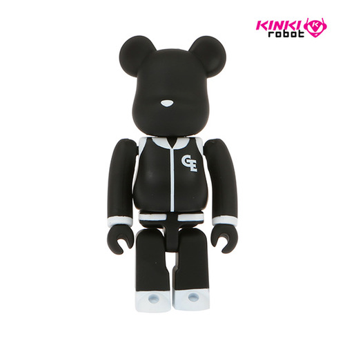 100%BEARBRICK GOODENOUGH CLASSICS BLACK
