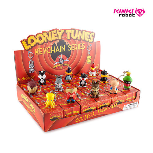 LOONEY TUNES KEYCHAINS (단품)