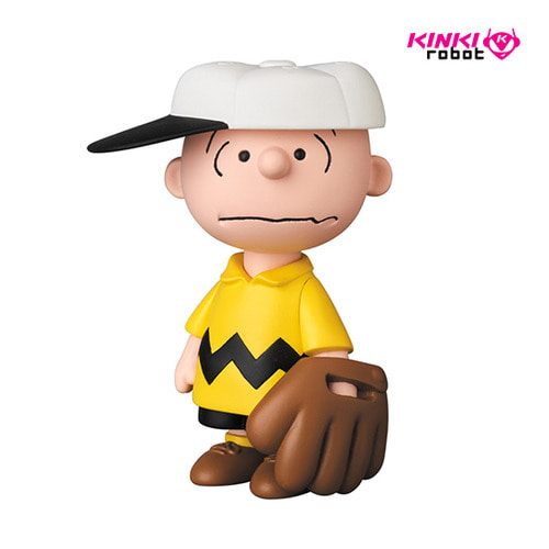 UDF PEANUTS SERIES6 BASEBALL CHARIE BROWN