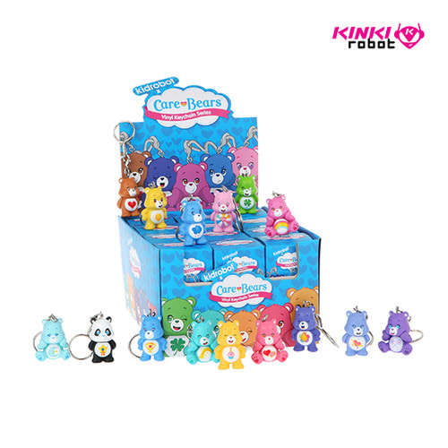 CARE BEARS KEYCHAIN SERIES (홀케이스)
