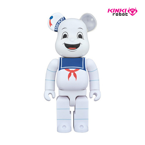 1000%BEARBRICK STAY PUFT MARSHMALLOW MAN(프리오더)