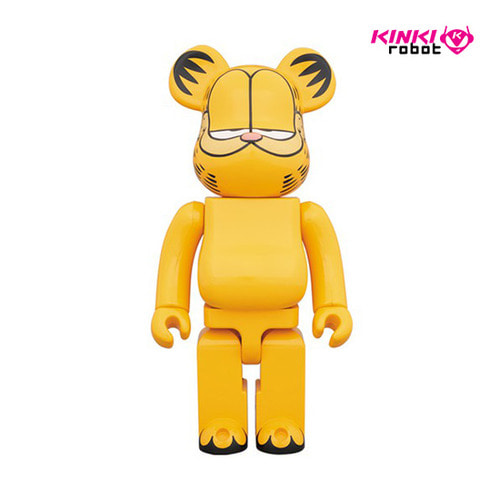 400%BEARBRICK GARFIELD (프리오더)