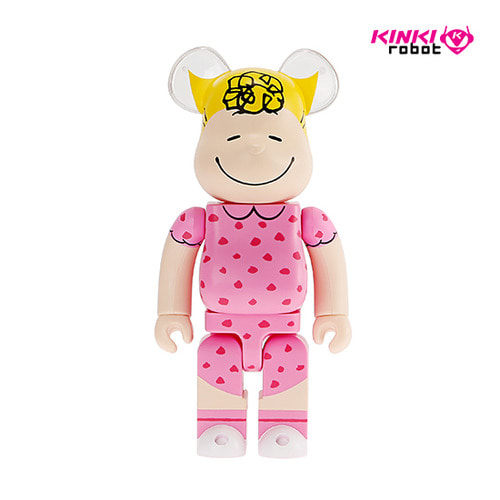 400%BEARBRICK SALLY BROWN
