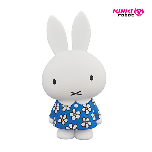 UDF DICK BRUNA #2 Miffy in A Floral Dress