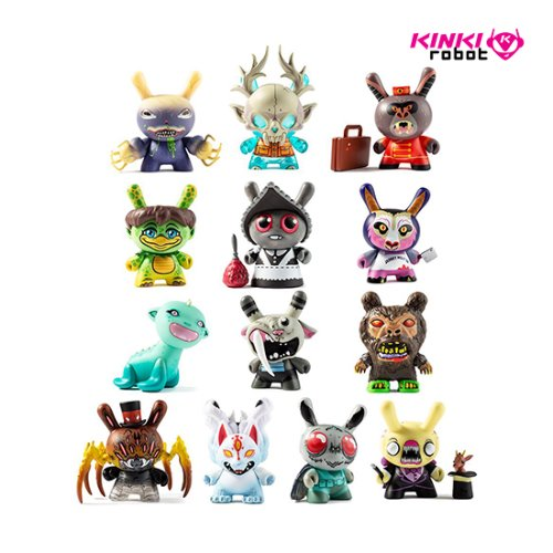 CITY CRYPTID DUNNY SERIES (홀케이스)