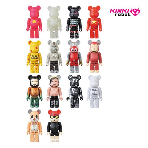 BEARBRICK 37 SERIES(홀케이스)