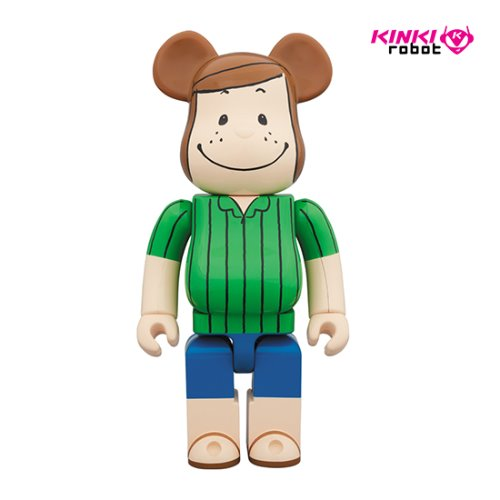 1000%BEARBRICK PEPPERMINT PATTY