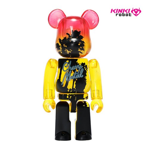 100%BEARBRICK CHEVY METAL