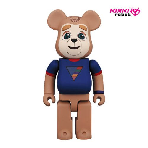400%BEARBRICK BRIGSBY BEAR (프리오더)