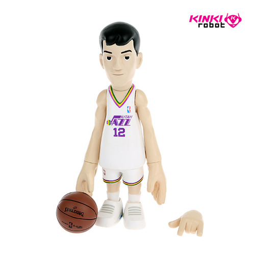 NBA LEGEND FIGURE_JOHN STOCKTON
