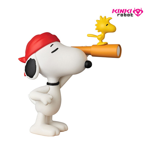 UDF PEANUTS SERIES6 PIRATE SNOOPY