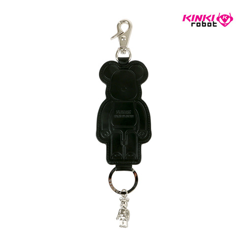 BEARBRICK X PORTER LEATHER  KEY CHAIN