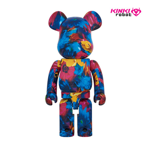 1000%BEARBRICK MIKA NINAGAWA ANEMONE (PLUS LIMITED ITEM)
