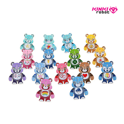 CARE BEARS ENAMEL PIN SERIES