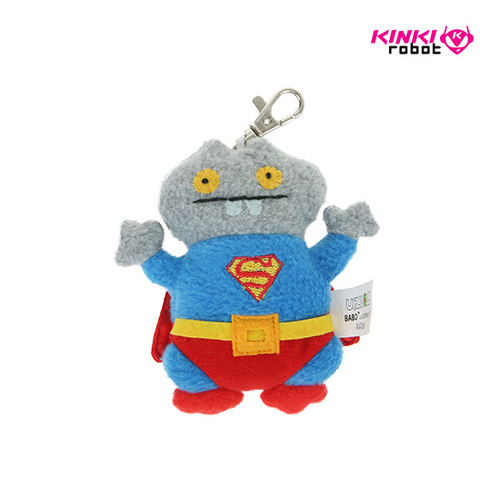 CLIP ON_DC SUPERMAN BABO