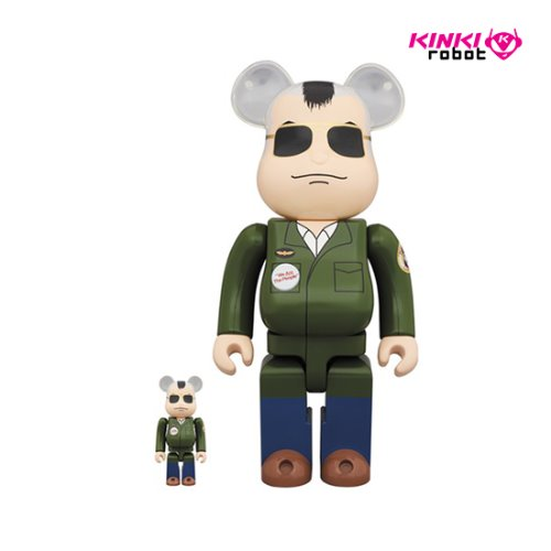 400%+100%, 1000%BEARBRICK TRAVIS BICKLE (프리오더)