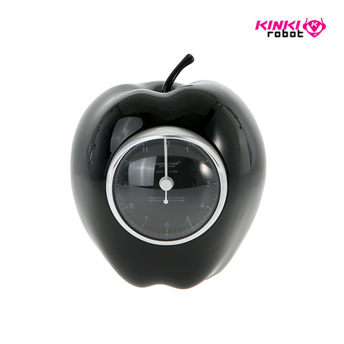 UNDERCOVER GILAPPLE CLOCK BLACK