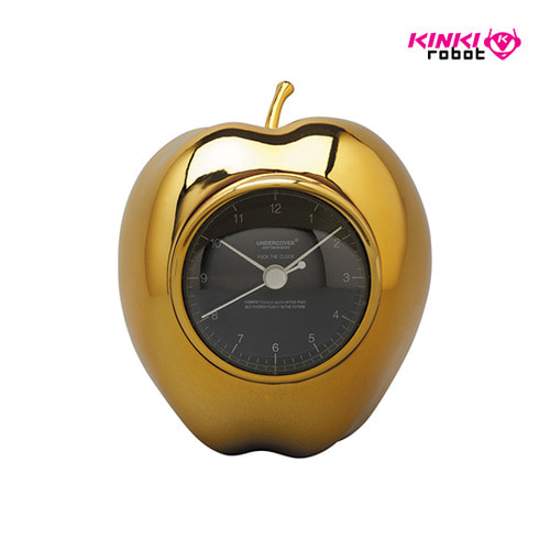 UNDERCOVER GILAPPLE CLOCK GOLDEN