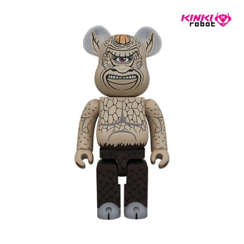 400%, 1000%BEARBRICK CYCLOPS (프리오더)