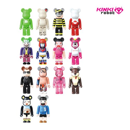 BEARBRICK 38 SERIES (홀케이스)