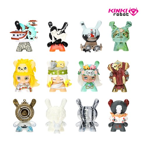 ARCANE DIVINATION DUNNY SERIES 2 - THE LOST CARDS (단품)