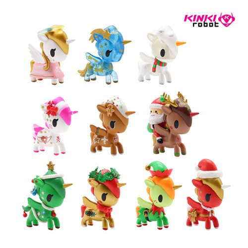 HOLIDAY UNICORNO SERIES 1(단품)