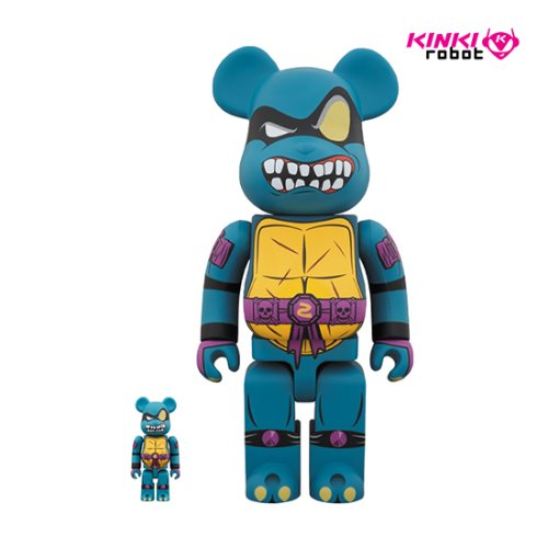400%&100%BEARBRICK SLASH(프리오더)