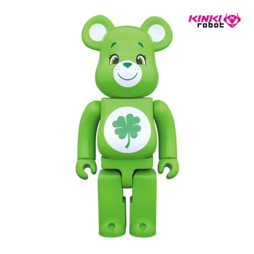 400%BEARBRICK GOOD LUCK BEAR