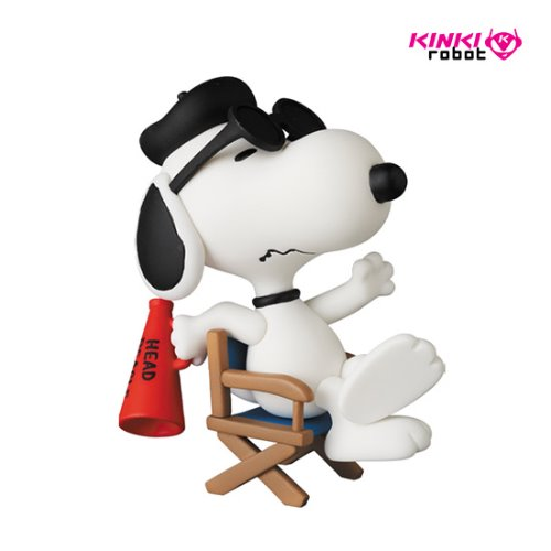 UDF PEANUTS SERIES 11 FILM DIRECTOR SNOOPY(프리오더)