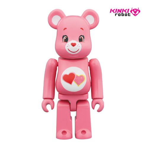 100%, 400%BEARBRICK LOVE A LOT BEAR (프리오더)